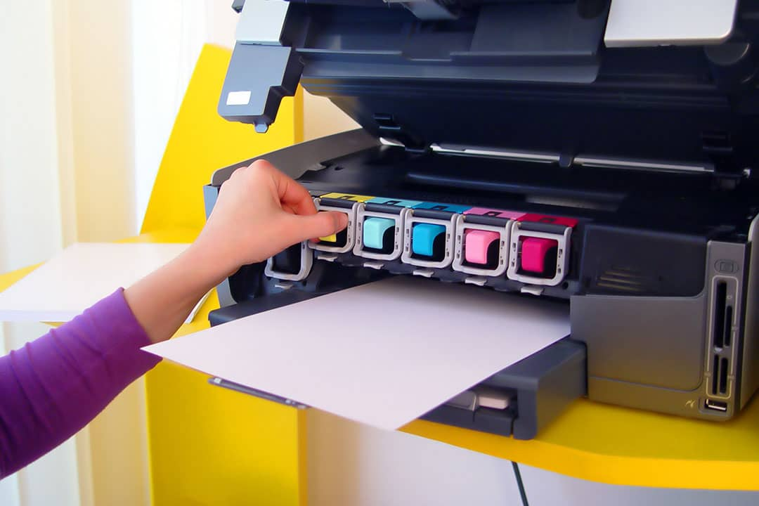 EasyRecyclage recycle vos cartouches et toners d'impression