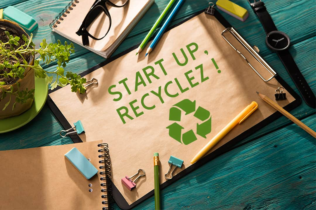 START UP : RECYCLEZ POUR DEMAIN !