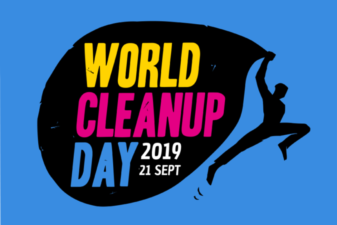 EMBARQUEZ POUR LE WORLD CLEANUP DAY